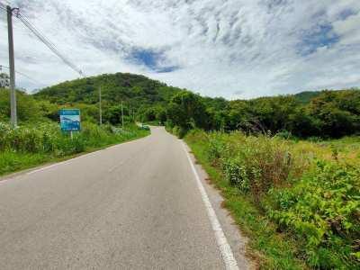 Hot! 4-2-0 Rai Mountain View Land 1 km. to Banyan Golf Club House