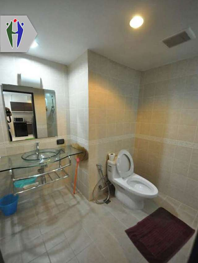 Condo for Rent 1 Bed at Jomtien Pattaya. 4,000 baht/month