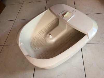 Privileg foot massage bath FREE SHIPPING