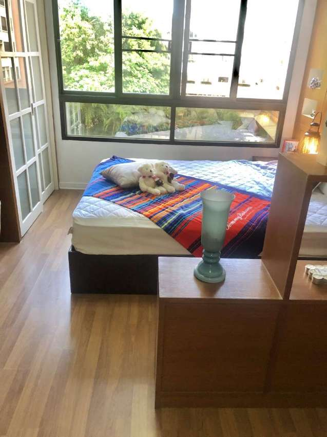 Condo for rent at Narathiwat 24 - Rama 3 (10 mins from Sathorn)