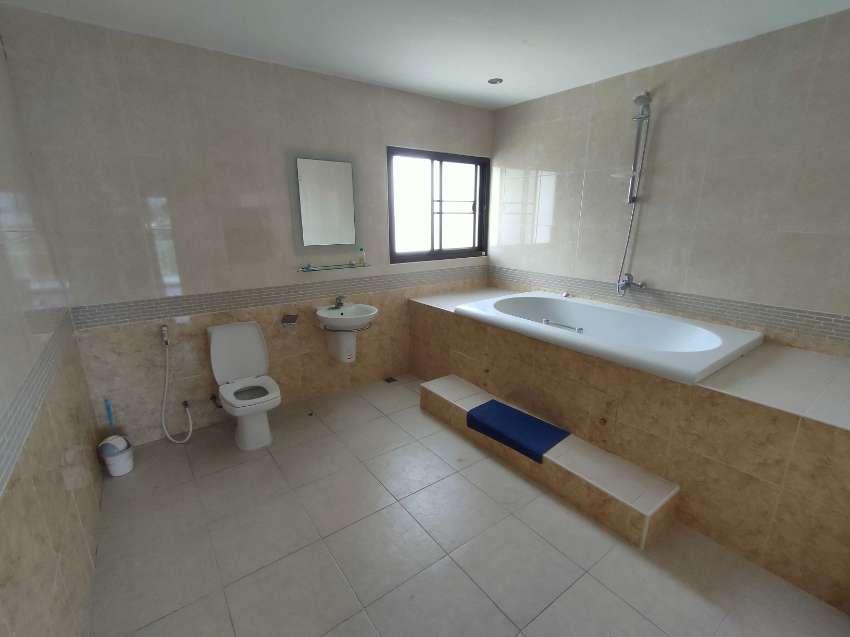 Furnished 3 BR 4 Bath Modern Thai Style Stilt Pool Villa on 4 Rai Plot