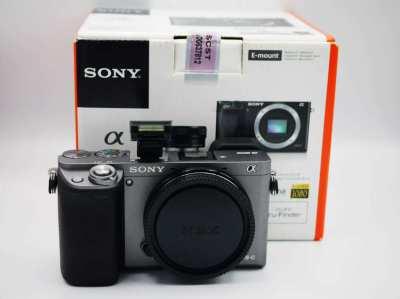 Sony A6000 24.3MP Hybrid Wi-Fi NFC Body, กล้อง E-mount α6000