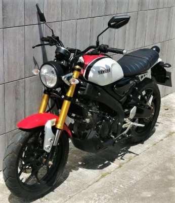 11/2019 Yamaha XSR-155 67.900 ฿ Easy Finance by shop