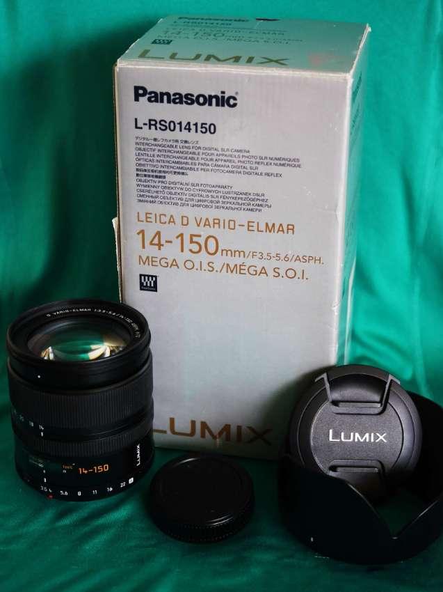 Leica D Vario-Elmar Panasonic 14-150mm F/3.5-5.6 in Box