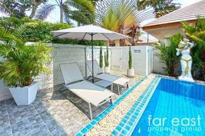 Baan Dusit Pattaya Park Pool Villa - Sale Or Rent