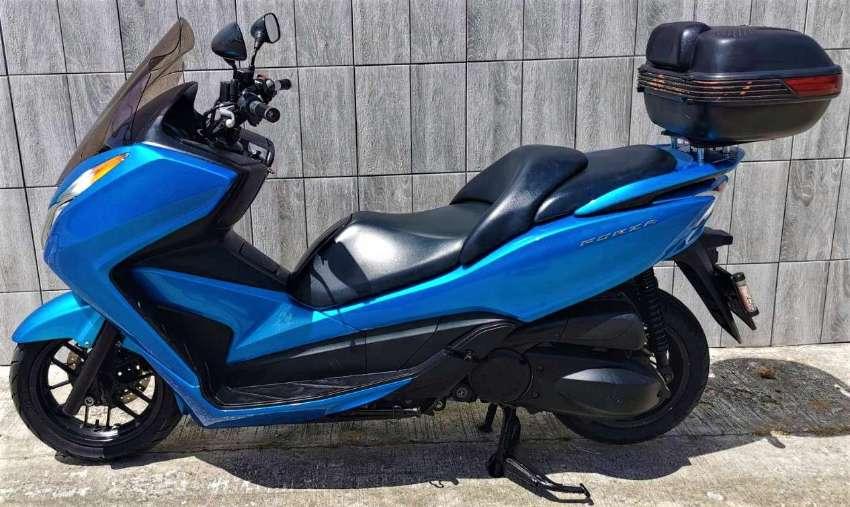 01/2014 Honda Forza 300 72.900 ฿ Easy Finance by shop