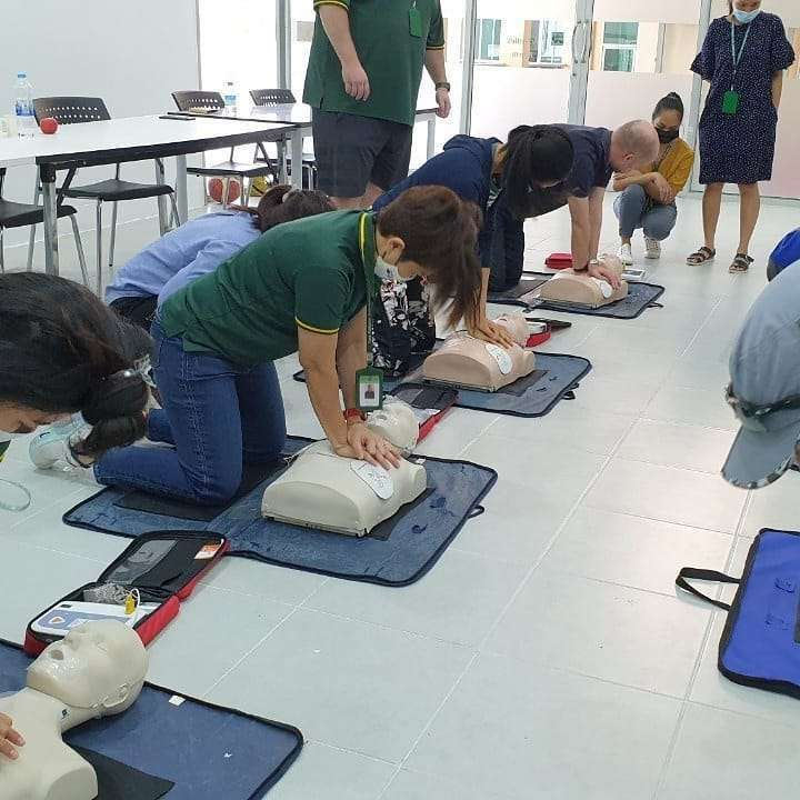 FIRST AID ACADEMY AND ONLINE STORE FOR SALE