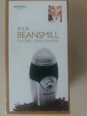 Electric Coffee Grinder Stainless Portable (NEW)