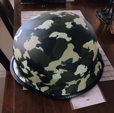 Chamouflage helmets sizes m and xl brand new