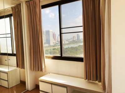 For rent service apartment near BTS Nana 2 bedroom 120 sq. m.