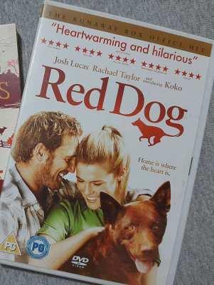 Red Dog - Original DVD