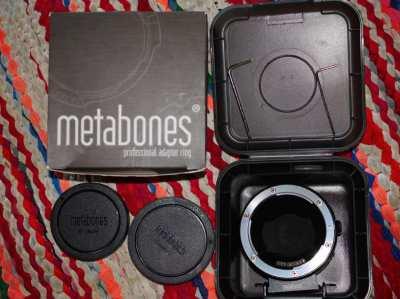 Metabones Canon EF Lens to Sony E Adapter (Mark V) in Box
