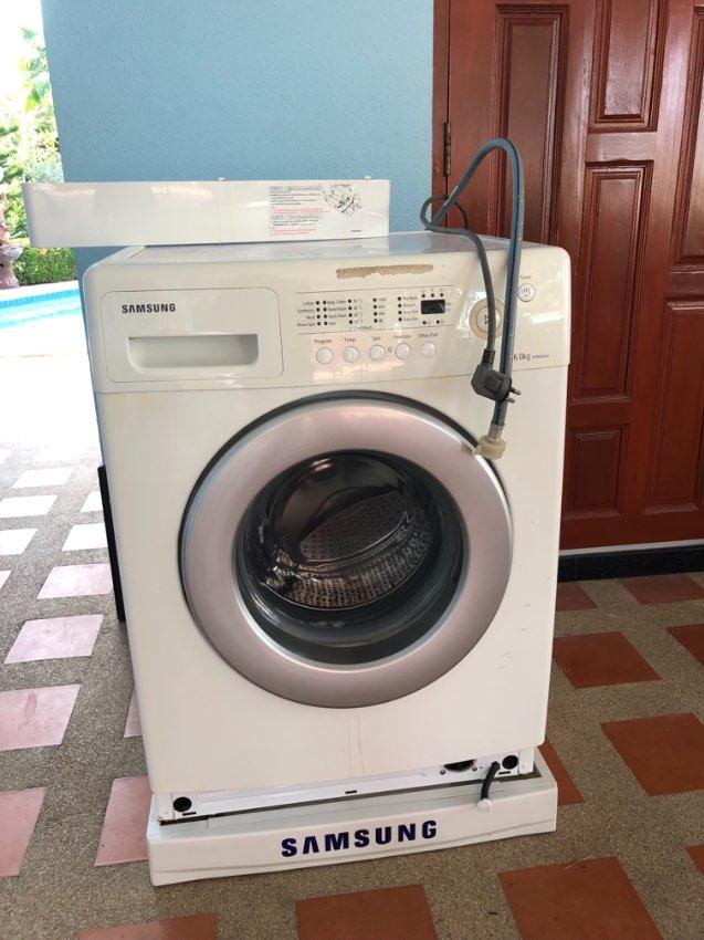 Samsung wash machine WF8600NAV 6,0kg