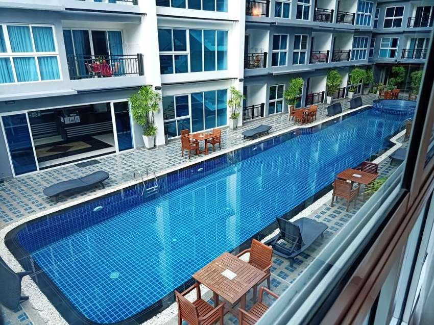 Avenue Residence Condo for Rent