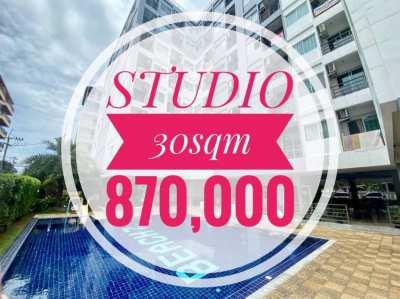 Brand New Studio 870,000 ฿