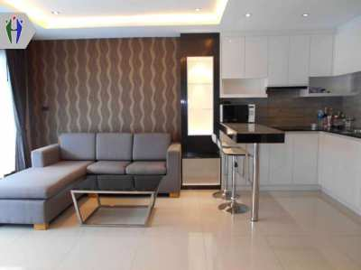 Condo 50sq.m. for Rent at South Pattaya with 8,000 per month.