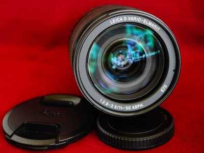 Leica D Vario-Elmarit Panasonic 14-50mm f/2.8-3.5 L-ES014050 LUMIX