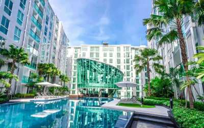 1 Bedroom 35 Sq.m Pool view at City Centre Resident Pattaya