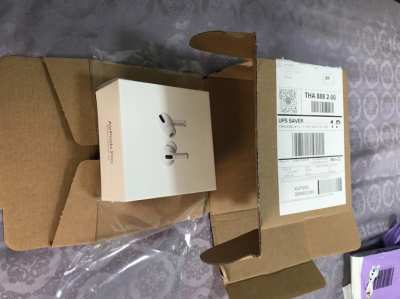 Apple AirPods Pro, brand new and factory sealed.