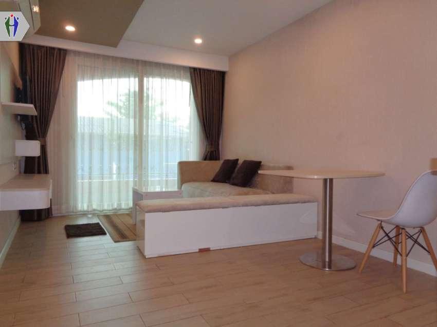 Condo Seven Sea 1 Bedroom for Rent 6,000 baht Close to Jomtien Beach P