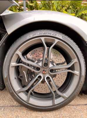 Sale McLaren 650S Coupe ปี15 ใช้งาน 14000 กิโล
