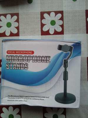 Microfoon stands.NEW