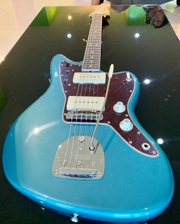 Fender Jazzmaster American Original