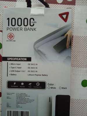 Power bank 10.000.