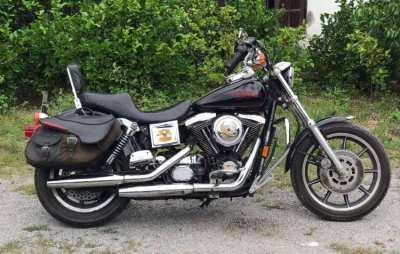 Harley Davidson FXDL Lowrider year 1998