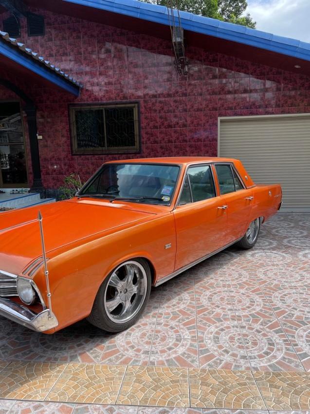 Chrysler valiant (VF) 1969