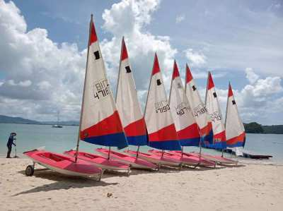 Learn to Sail 1-2day courses on Topper, Agro , Hartley , Dinghies