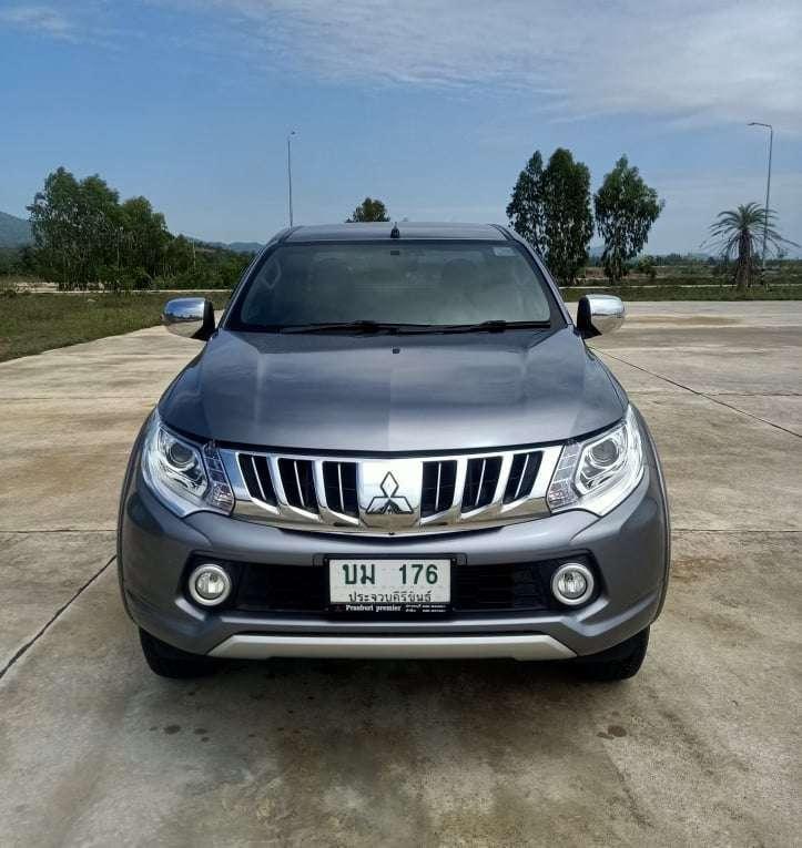 For Sale Mitsubishi Triton Pickup MEGA CAB Plus Excellent Condition