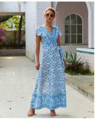 Beach dress Boho style