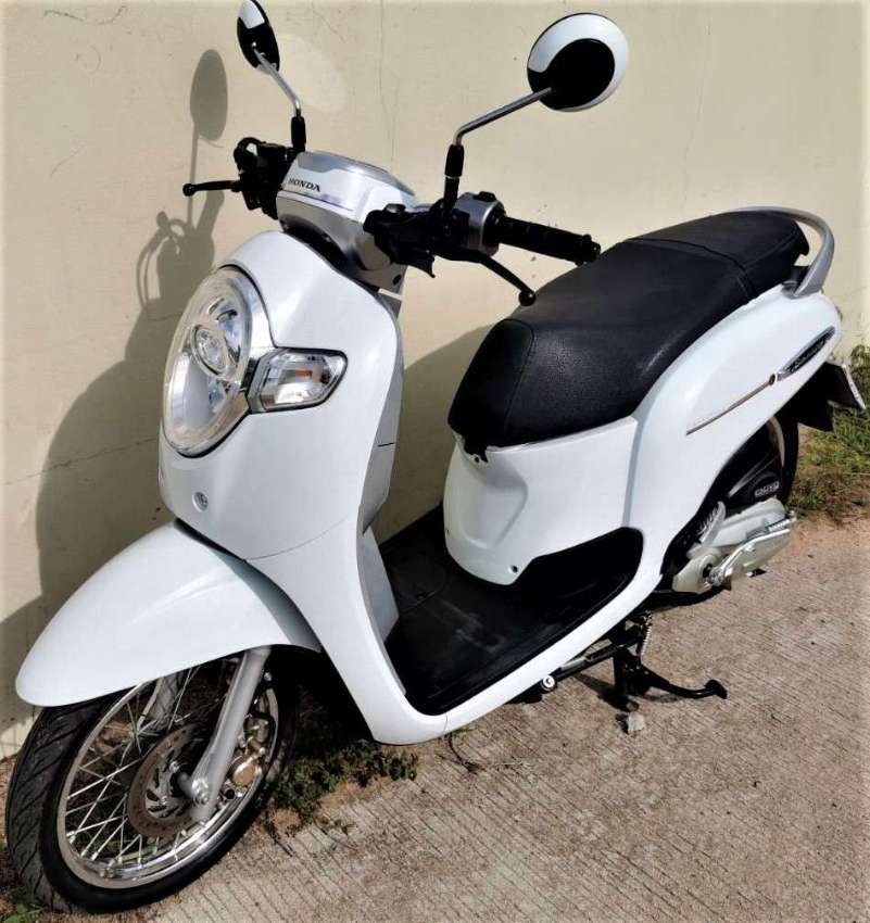 07/2020 Honda Scoopy 6.xxxkm 39.900 ฿ Easy Finance by shop