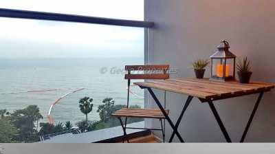 Sea view 1 bed 1 bath Condo for rent