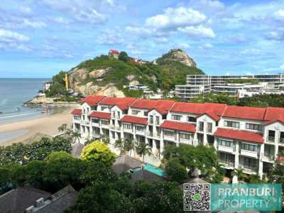 Hua Hin Sea View Studio Condo Khao Takiab Beach Front Complex