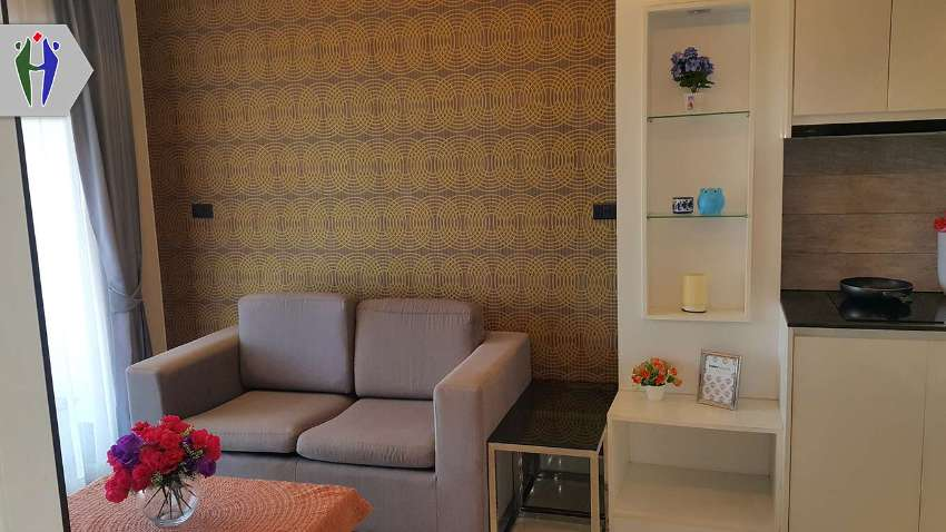 Condo South Pattaya, 1bed. For Rent 5,500 baht.