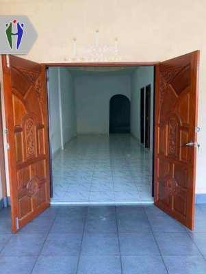 Single House for rent Pattaya 7,500 baht.  Soi Thapprasit