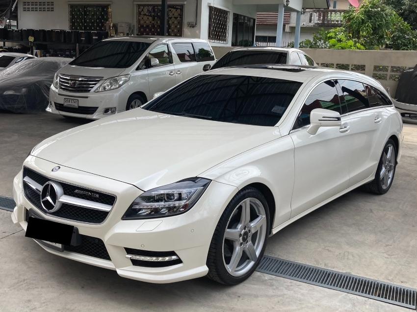Mercedes Benz CLS250CDI Shooting Brake Estate  Amg package 2013