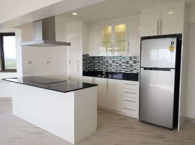 Newly renovated 2 bedroom condo on Mae Ramphueng beach. 3,750,000 baht