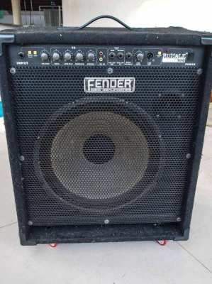 Fender Rumble 100w Bass amp good condition