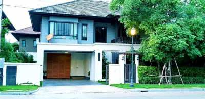 House for sale 1 km. from Rimping MeeChock on Maejo Rd.