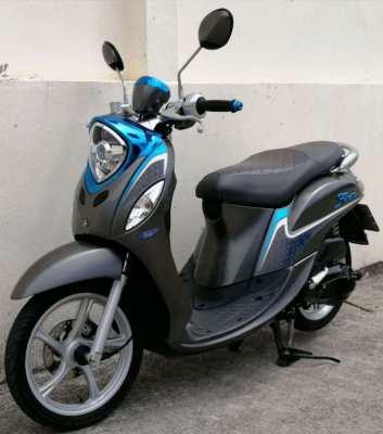 08/2018 Yamaha Fino 27.900 ฿ Easy Finance by shop