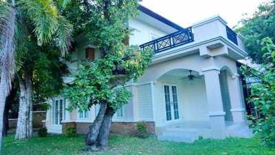 House for sale., 1.5 km. from Panyaden internatinal school