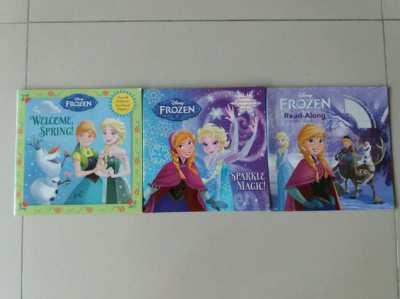 DISNEY'S FROZEN Kids Books