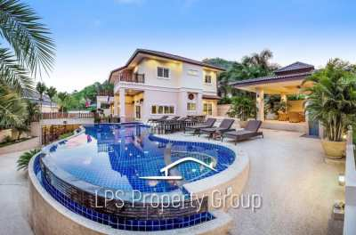 Large 5 Bedroom Pool Villa In Great Location nr Town