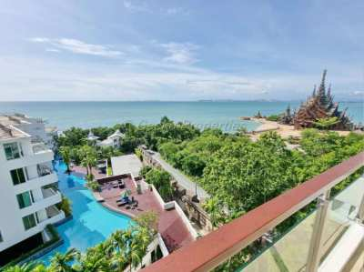 5 bed 5 bath Duplex Penthouse Condo for sale in Wongamat