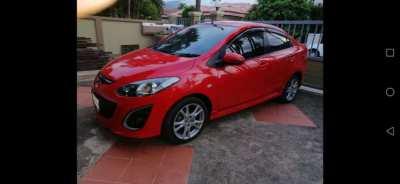 Mazda 2 Elegance top model