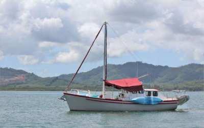 1986 Muir Tasmanian Cray Boat – Markissa