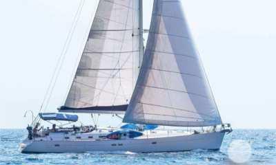 2008 – Beneteau Oceanis 523 Clipper – Barbados Bound